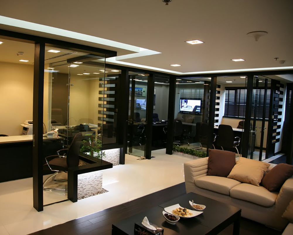leading interior design companies in uae
